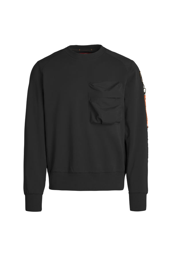Parajumpers Men's Sabre Sweatshirt in Pencil