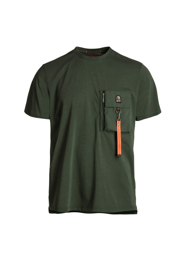 Parajumpers Men's Mojave T-Shirt in Sycamore