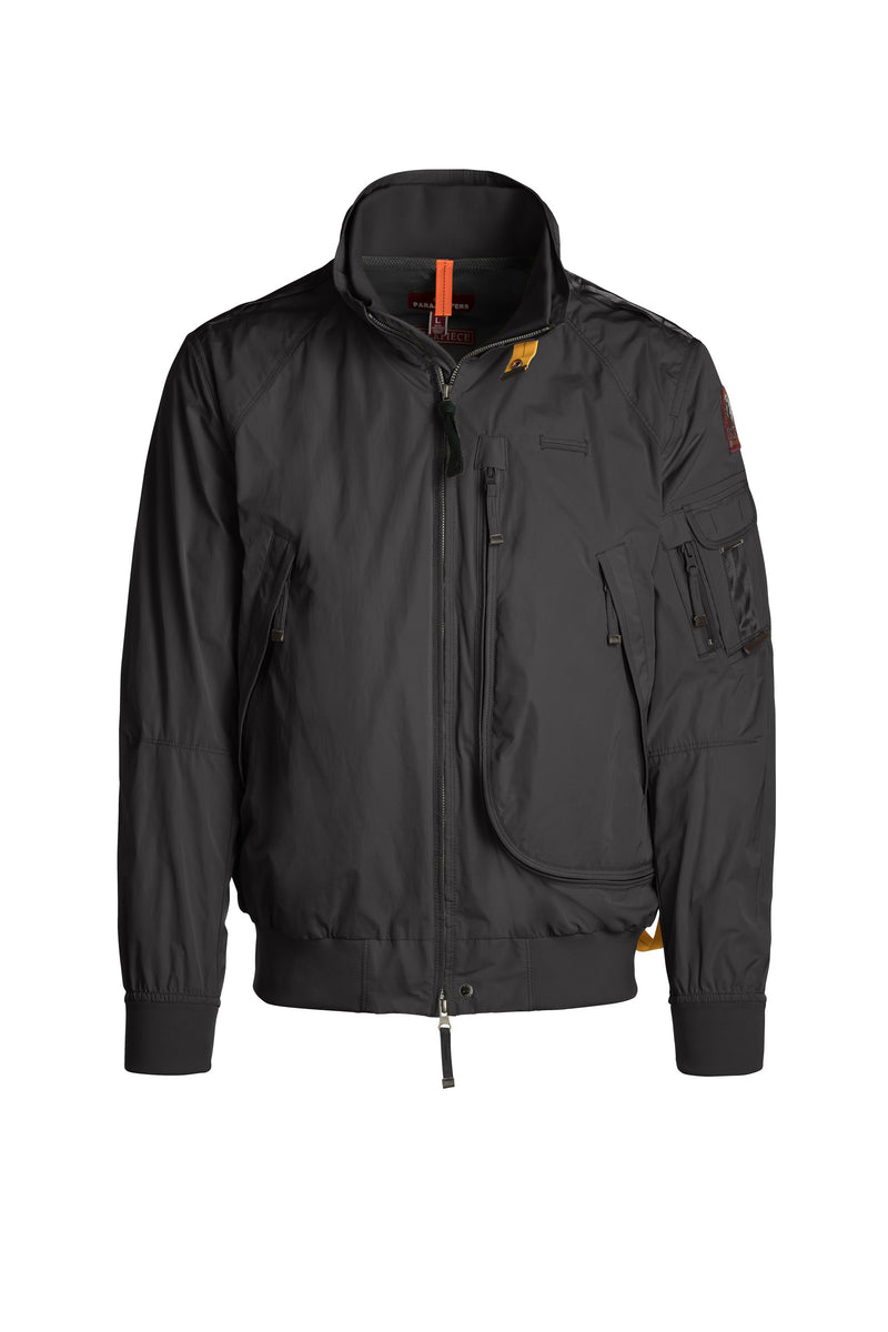 Parajumpers Men's Fire Spring Jacket in Black