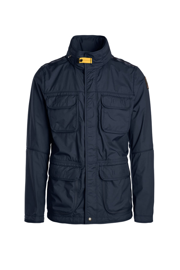 Parajumpers Men's Desert Windbreaker in Navy