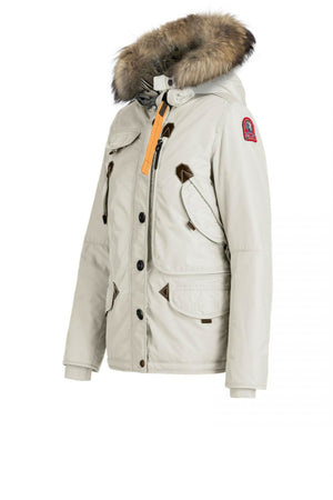 Parajumpers Doris Jacket in Chalk - BOUTIQUE TAG
