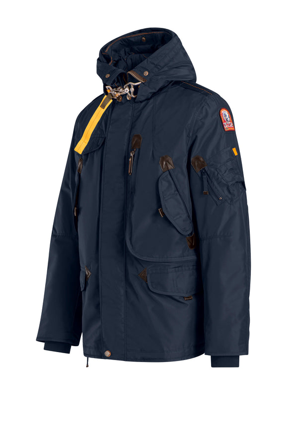 Parajumpers Men's Right Hand Base Jacket in Navy