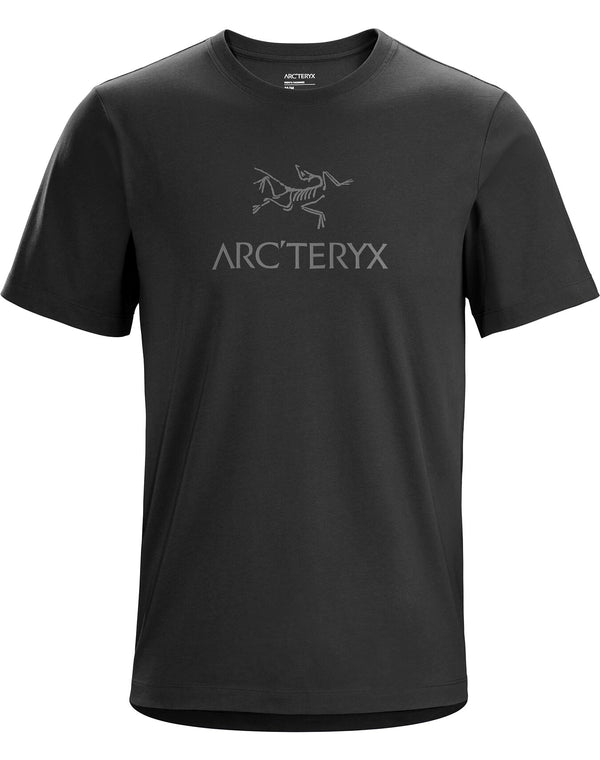 Arc'teryx Arc'World T-Shirt Men's in Black II