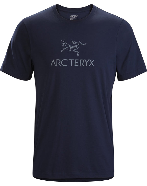 Arc'teryx Arc'World T-Shirt Men's in Kingfisher