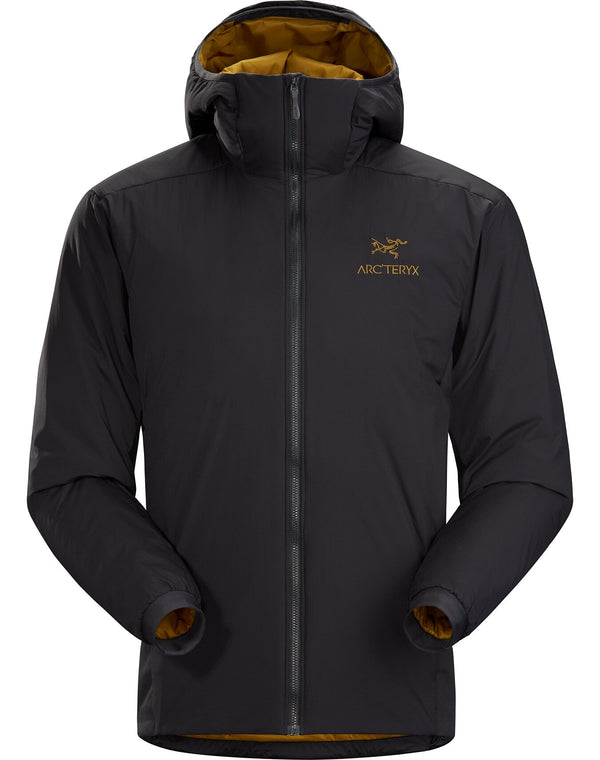 Arc'teryx Men's Atom LT Hoody in 24K Black