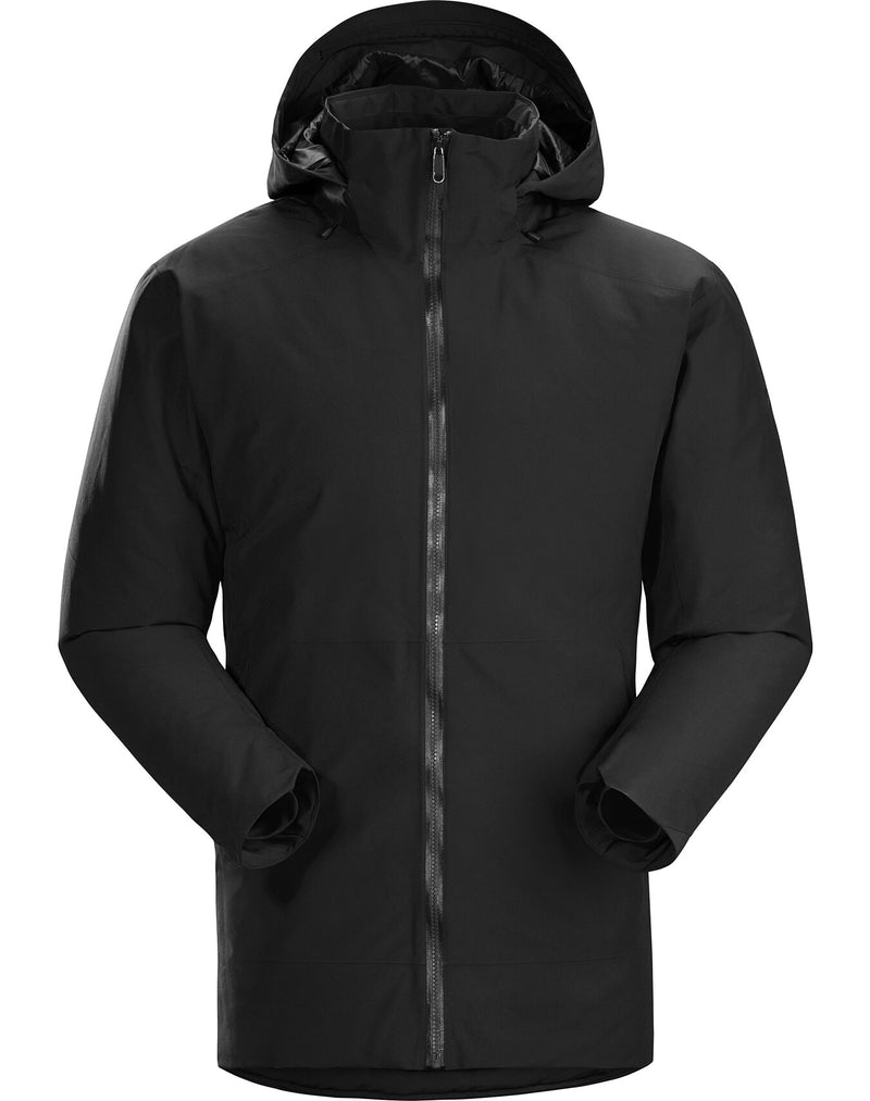 Arc'teryx CAMOSUN Parka Black - BOUTIQUE TAG