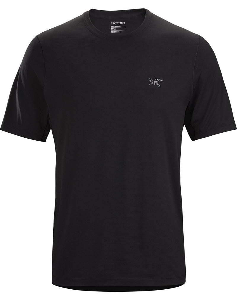 Arc'teryx Cormac Crew SS Shirt Men's in Black