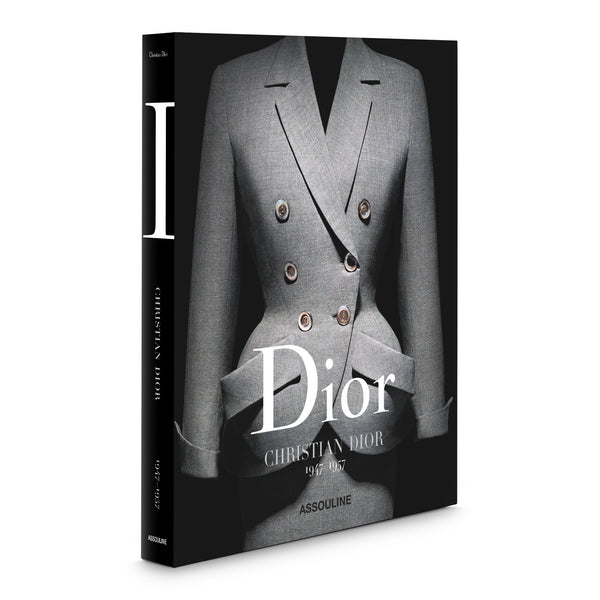 ASSOULINE Dior Hardcover Book by Christian Dior
