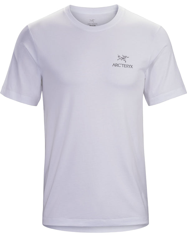 Arc'teryx Emblem T-Shirt SS Men's in White
