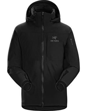 Arc'teryx Fission SV Jacket in Black - BOUTIQUE TAG