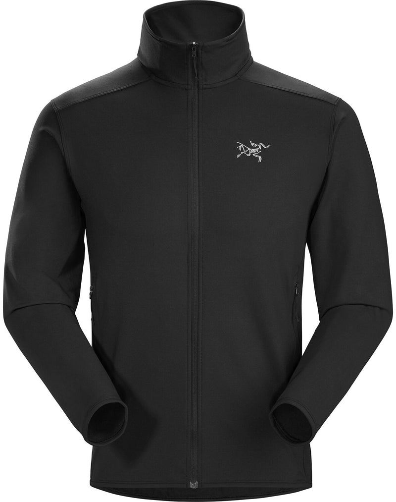 Arc'teryx Men's Kyanite LT Jacket in Black