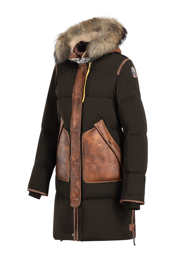 ParaJumpers Women's Long Bear Special in Raven