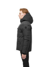 Nobis Oliver Reversible Puffer Jacket in Black