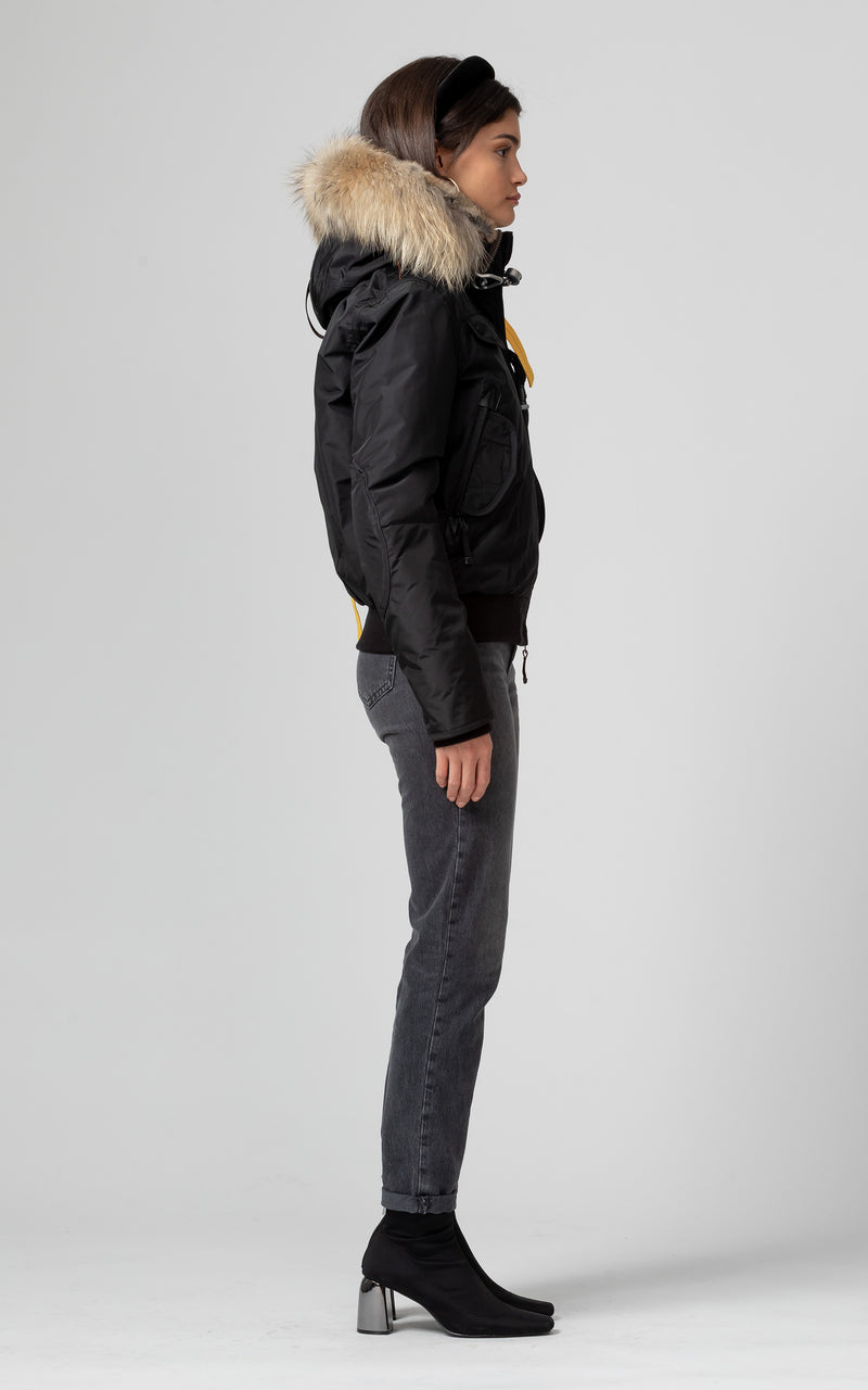 Parajumpers Women's Gobi Bomber in Black