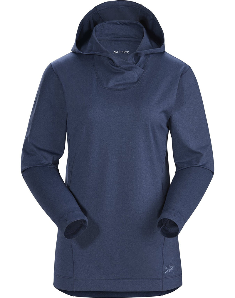 Arc'teryx Remige Hoody Women's in Cobalt Moon