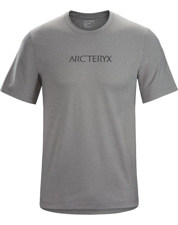 Arc'teryx Men's Remige Word SS Shirt in Cryptochrome