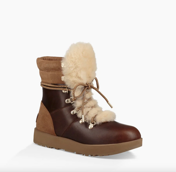 UGG Women's Viki Waterproof Boot in Chestnut