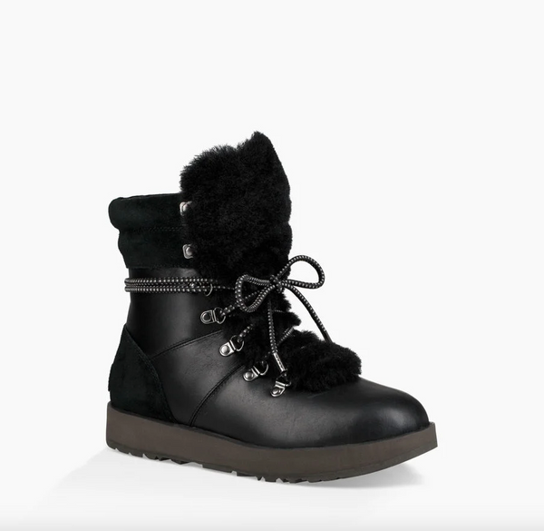 UGG Women's Viki Waterproof Boot in Black