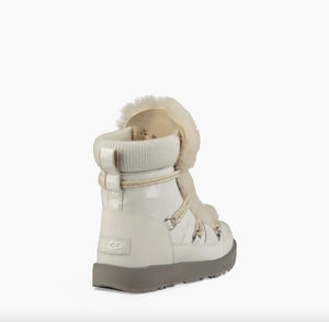 UGG Women's Highland Waterproof Boot in White