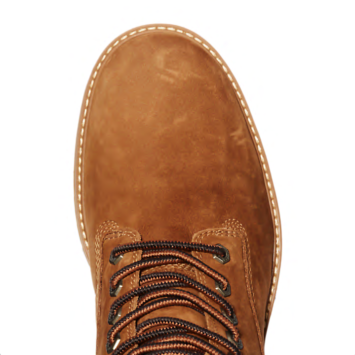 Timberland Men's Courma Guy Waterproof Boots in Rust Nubuck