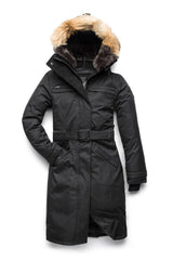 Nobis Ladies She-Ra Parka in Black