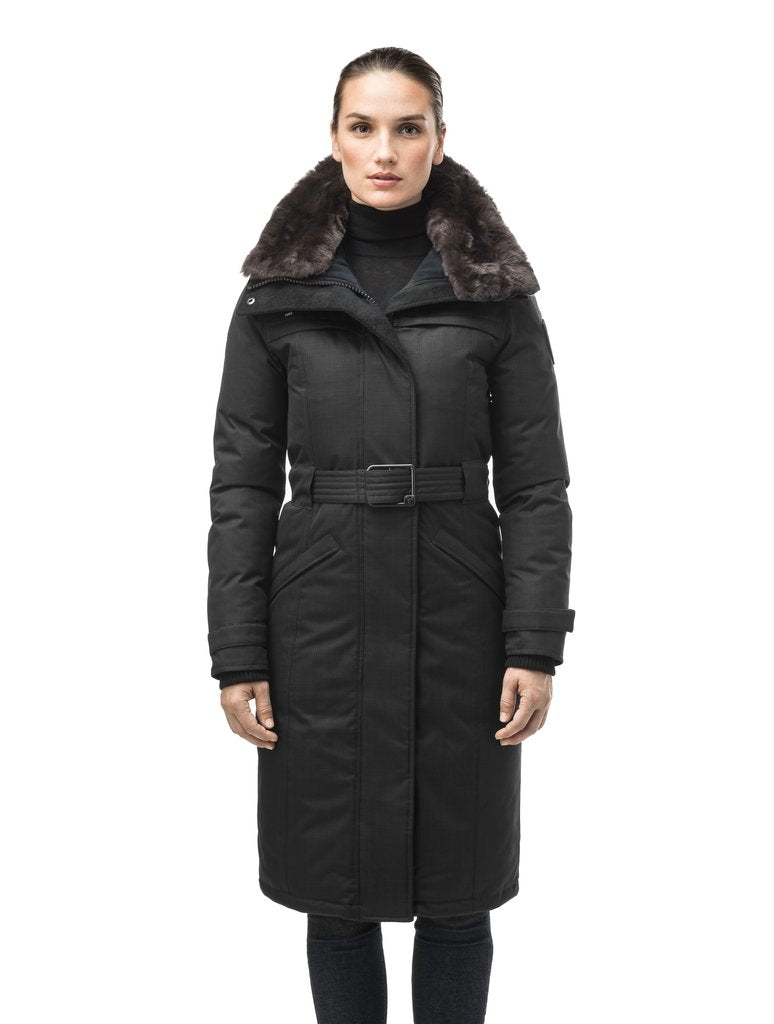 Nobis Women's She-Ra Parka in Black