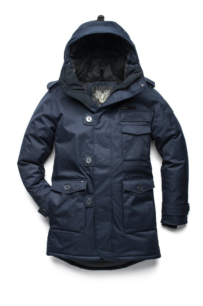 Nobis Men's Shelby Parka in Navy