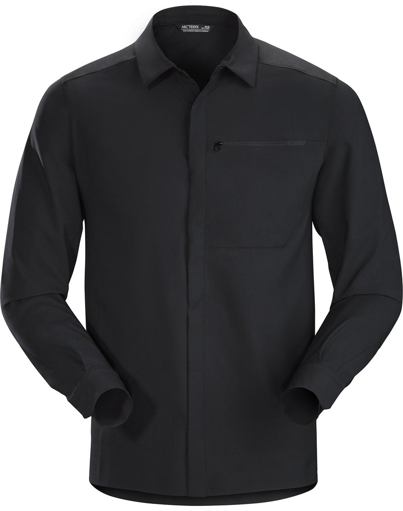 Arc'teryx Skyline LS Shirt Men's in Black