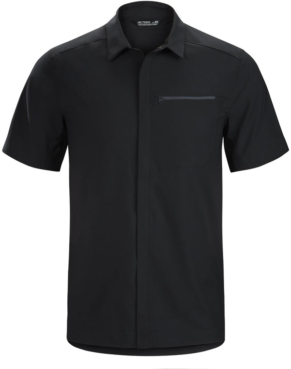 Arc'teryx Men's Skyline SS Shirt in Black