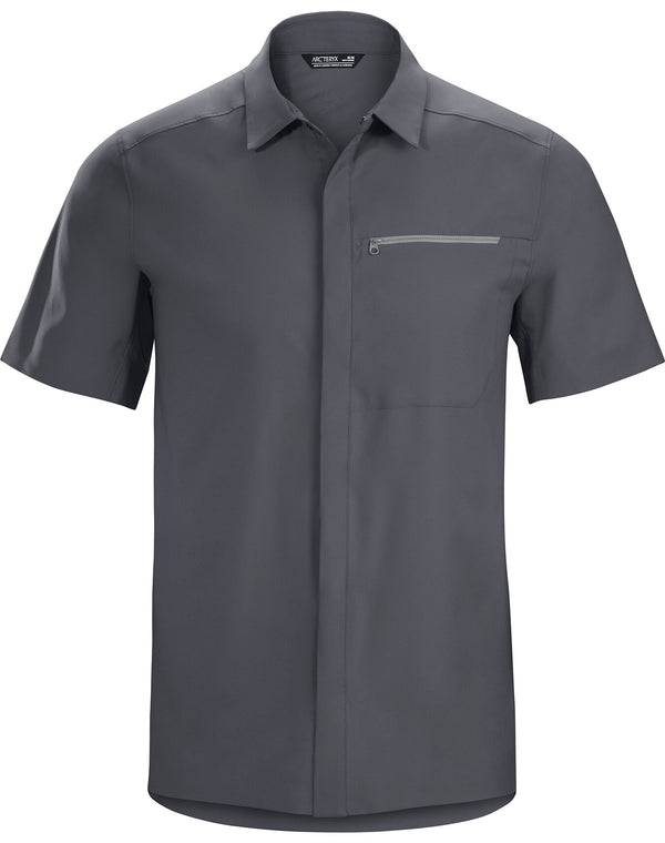 Arc'teryx Men's Skyline SS Shirt in Cinder