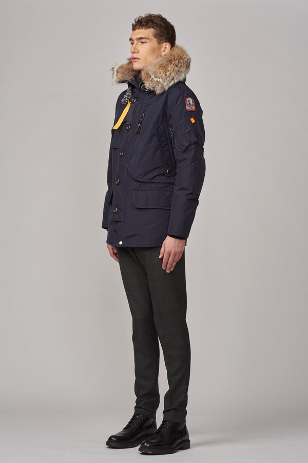 Parajumpers Men's Kodiak Parka in Navy