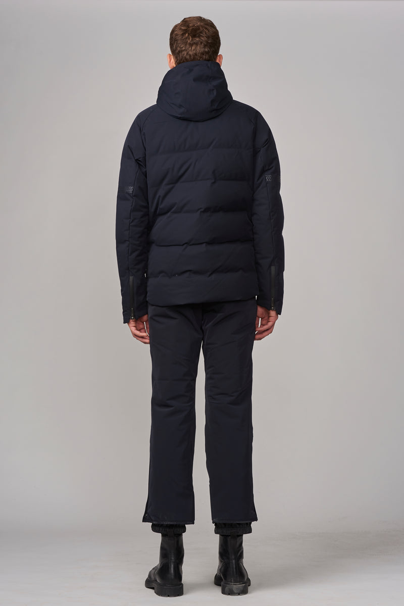 Descente Men's Swiss Ski Team Pant in Black