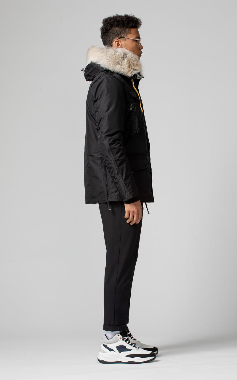 Parajumpers Men's Right Hand Jacket in Black
