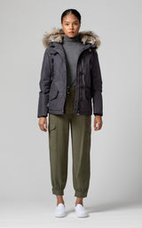 Parajumpers Women's Doris Jacket in Phantom