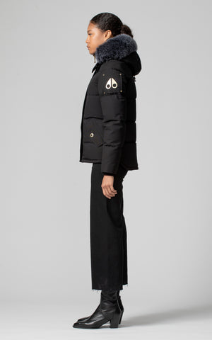 Biannual City Puffer in Black - BOUTIQUE TAG