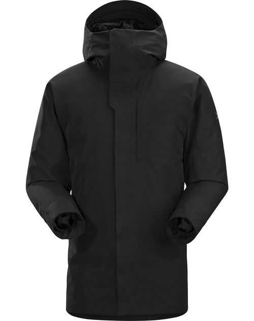 Arc'teryx Therme Parka Black - BOUTIQUE TAG
