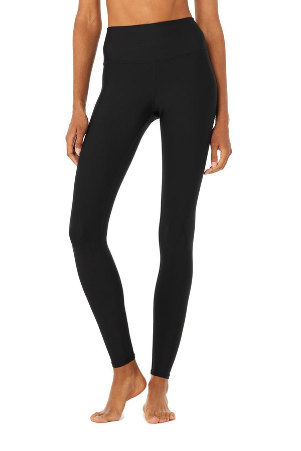 Alo Yoga High Waist Airlift Legging in Black