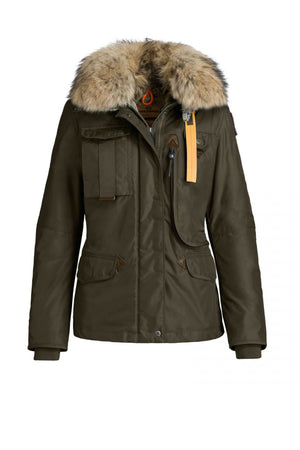 Parajumpers Denali Jacket in Bush - BOUTIQUE TAG
