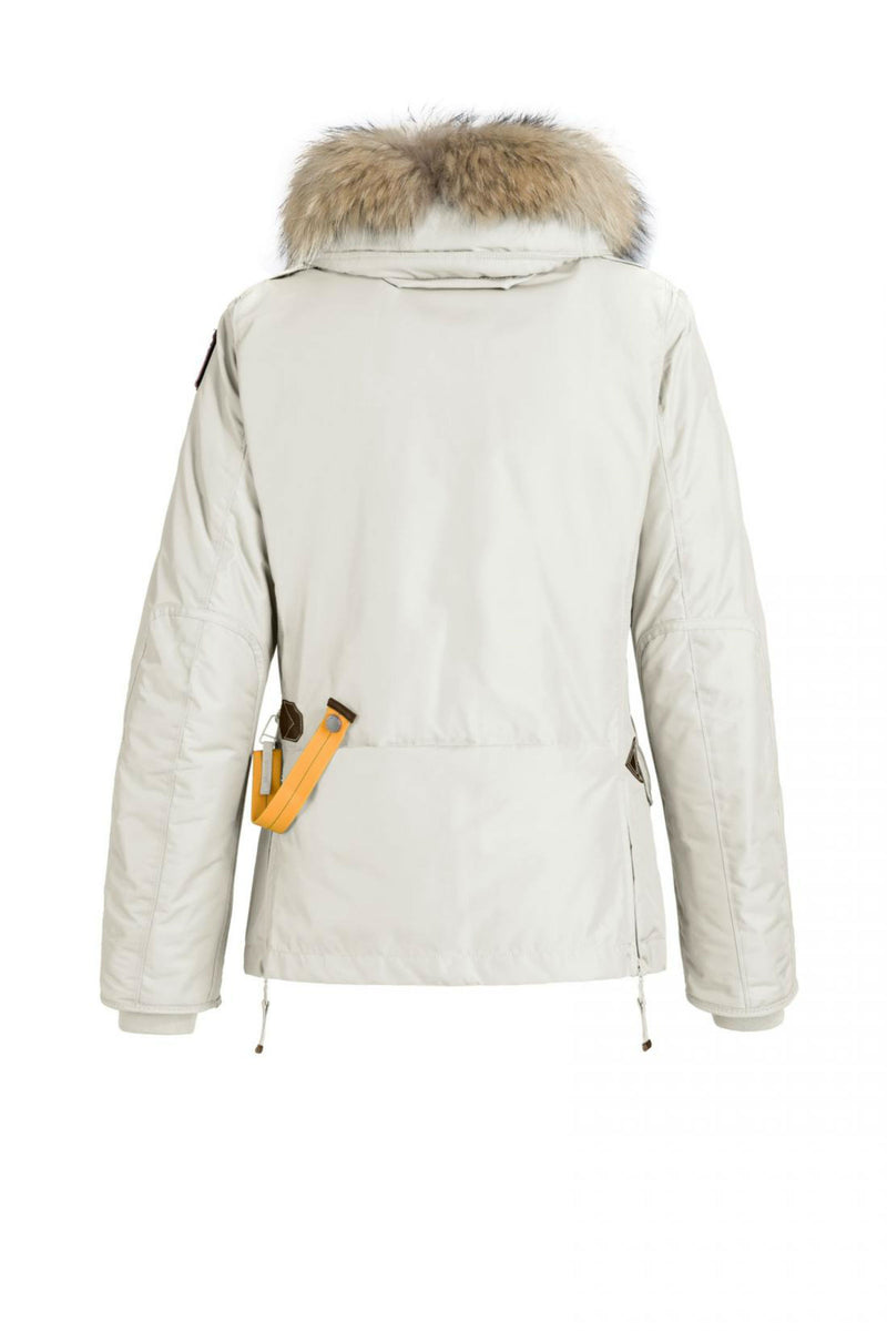 Parajumpers Denali Jacket in Chalk - BOUTIQUE TAG