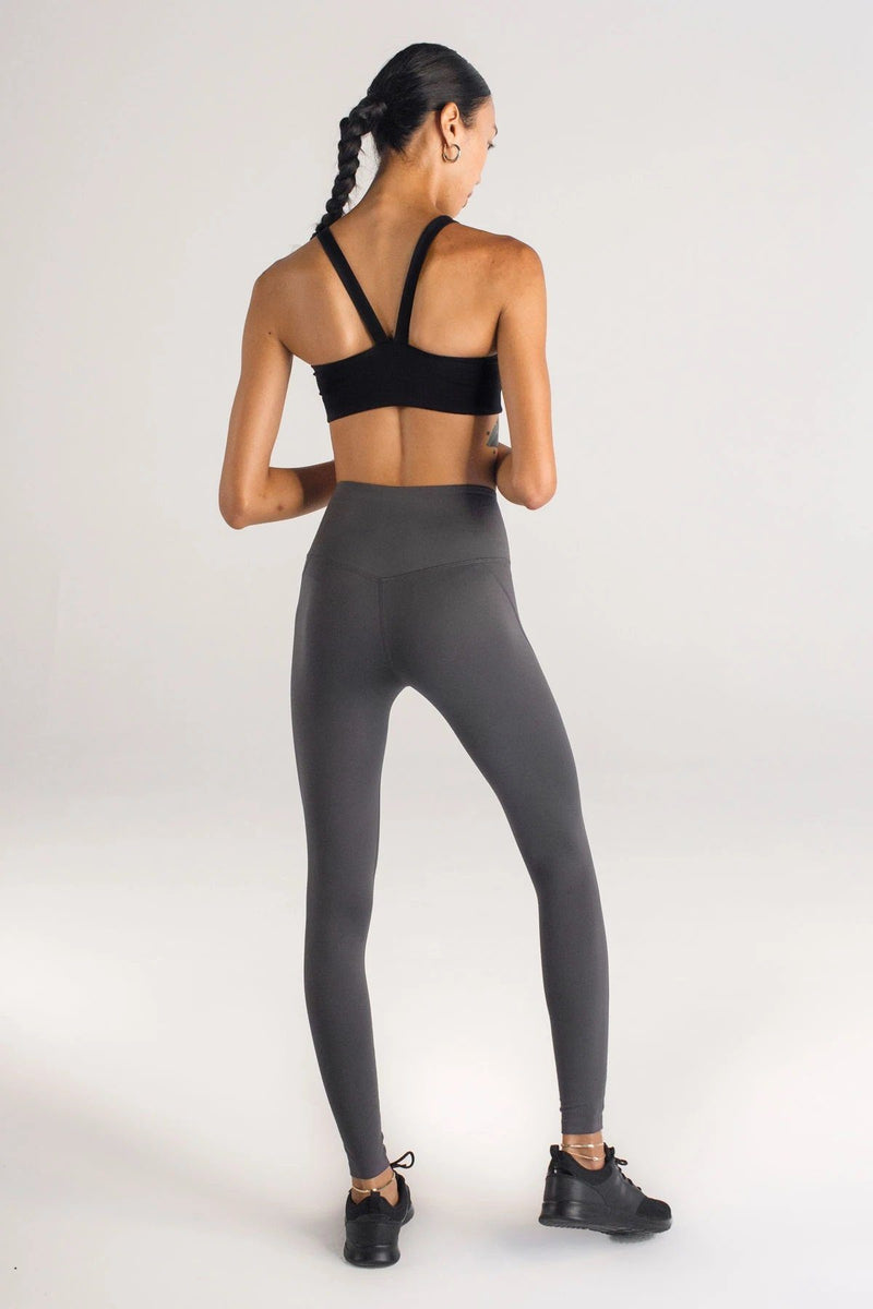 GIRLFRIEND COLLECTIVE Compressive High-Rise Legging in Moon