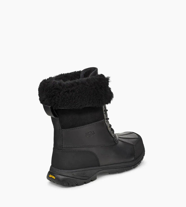 UGG Men's BUTTE Boot in Black