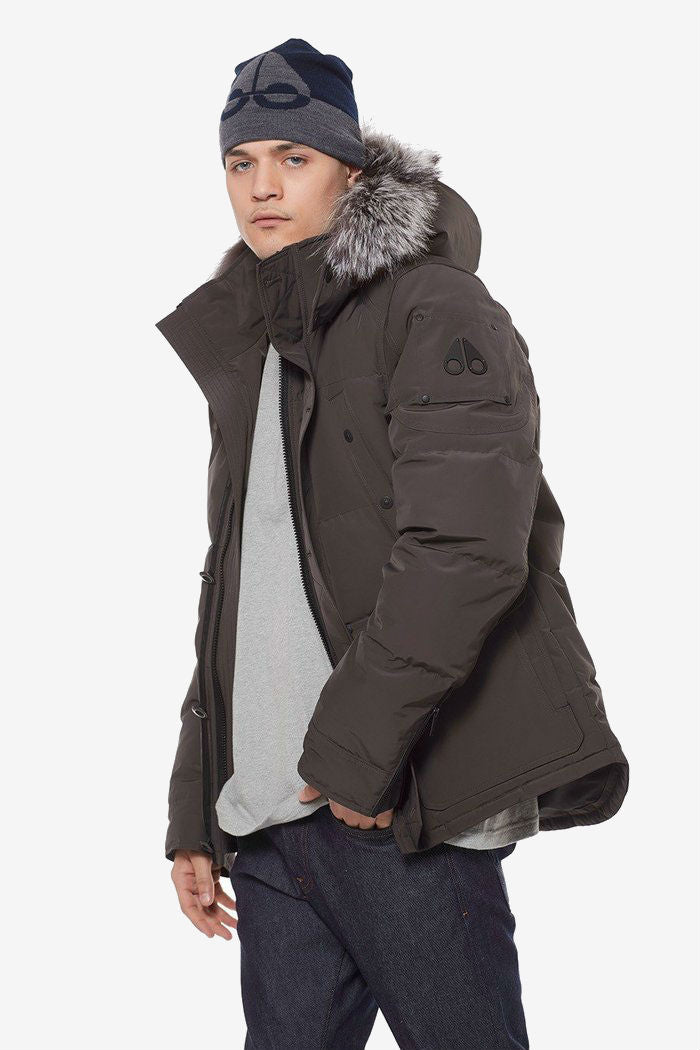 Moose Knuckles Port Dufferin Jacket in Grown