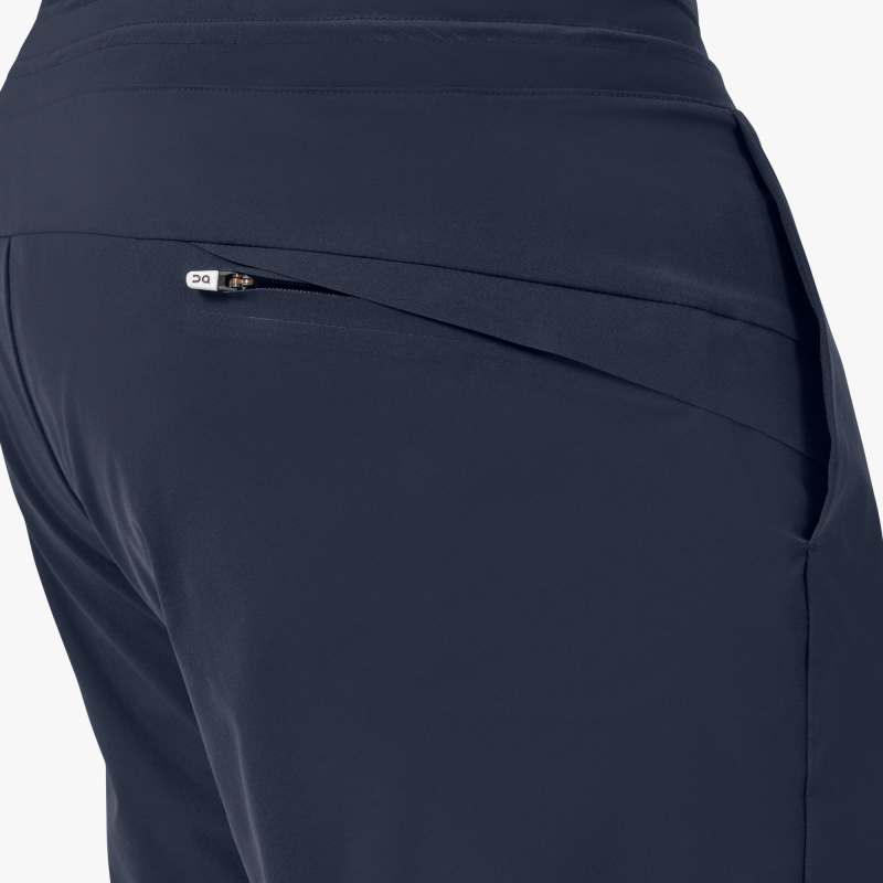 ON | Hybrid Shorts in Navy
