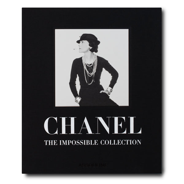 ASSOULINE Chanel: The Impossible Collection Hardcover Book by Alexander Fury