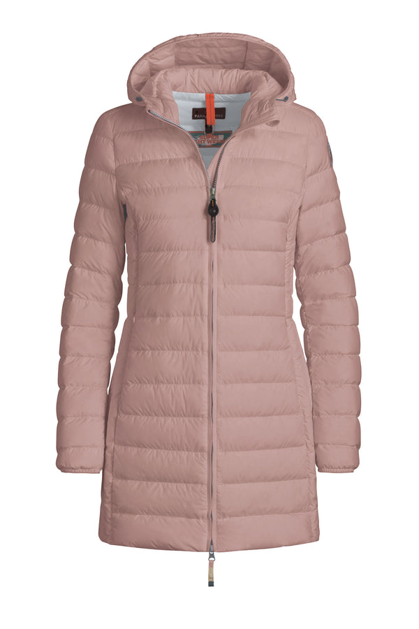 Parajumpers Women's Irene Jacket in Silver-Pink