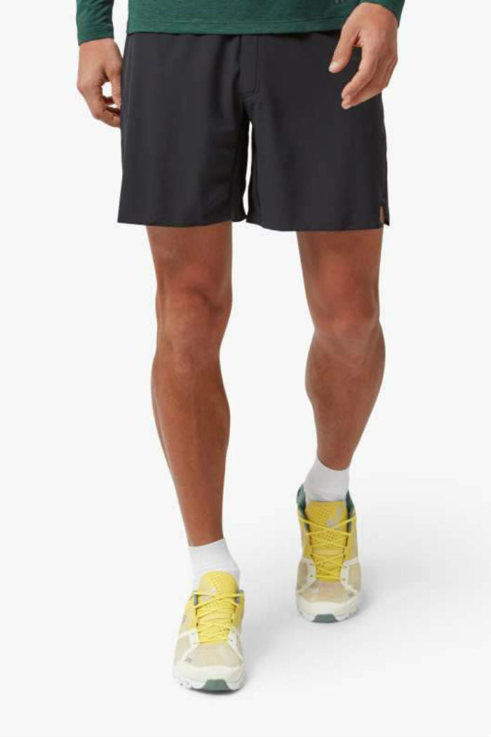 ON | Lightweight Shorts in Black