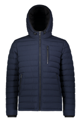 Moose Knuckles Men's Fulcrest Jacket in Night Sky