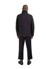 Moose Knuckles Men's Silverthorn Jacket in Black