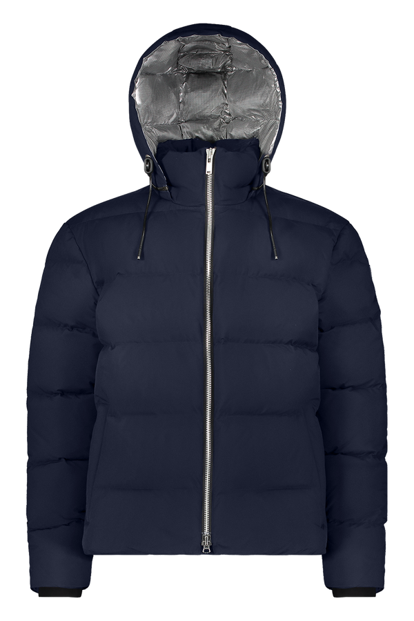 Moose Knuckles Men's Allen Puffer in Night Sky
