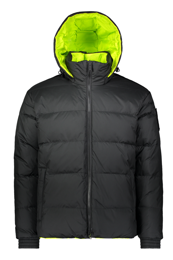Moose Knuckles Men's Syndicate Puffer in Black